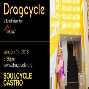 SFGMC's Divas present Dragcycle @ Soulcycle
