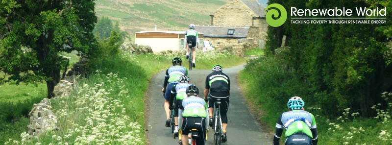 An epic two-day 200-mile charity cycle challenge. Join us in June and pedal to end energy poverty!