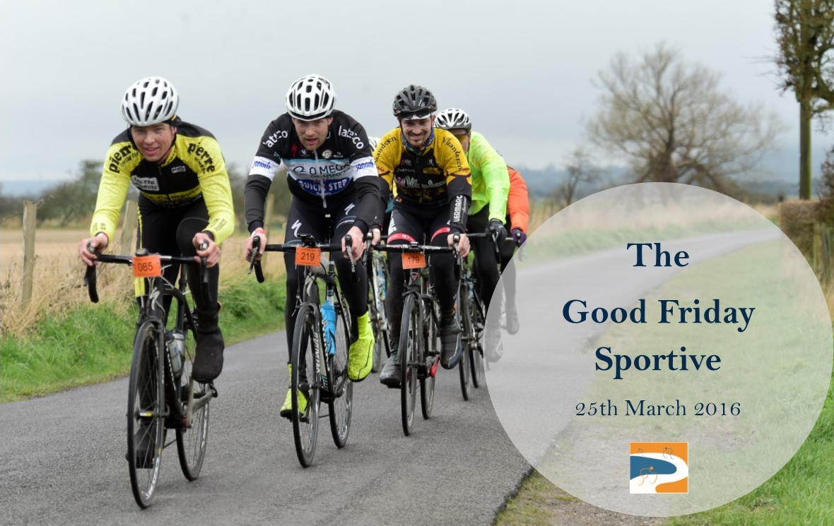 Good Friday Chain Gang!