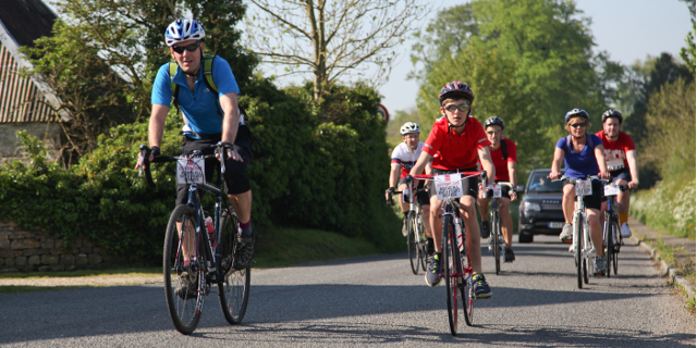 Sign Up Now to the BHF Cotswolds Bike Ride