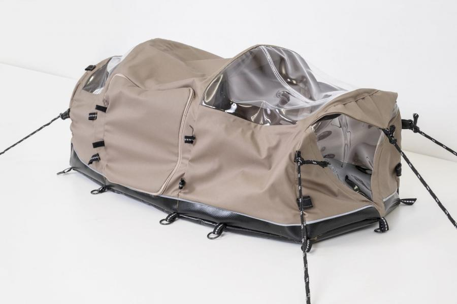 Other entries included the u0027XC90 Back to Natureu0027 a luxury family tent created from erse and durable fabrics such as a Cordura Lite Plus exterior ... & Futuristic cycling jacket wins Volvo prize for design and branding ...