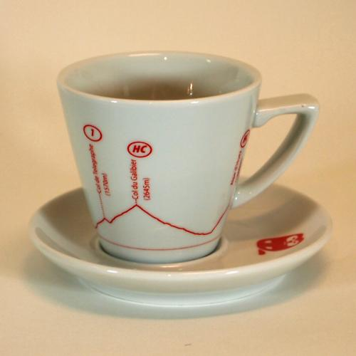 cappuccino cups cycling