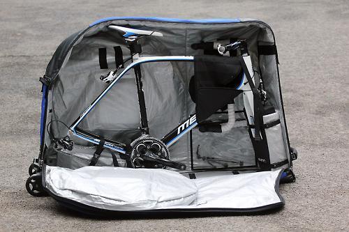 Review: Evoc 280L Bike Travel Bag and Road Bike Adaptor ...