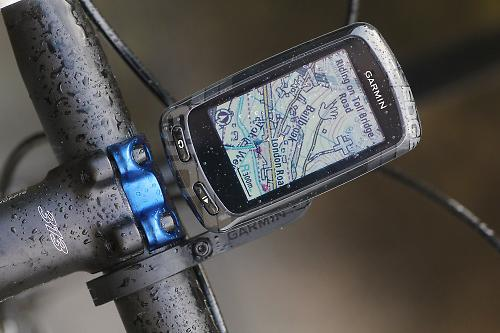 Review: Garmin Edge 810 trail bundle | road.cc