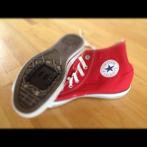 Turn Your Favourite Shoes Into Clipless Pedal Cycling