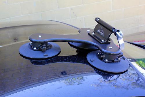 Review Seasucker Talon Bike Rack Road Cc