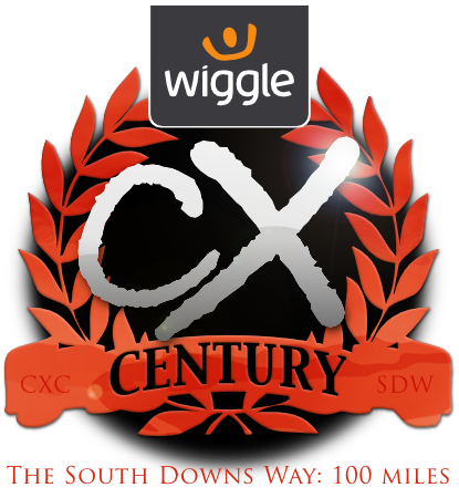 CX Century, the South Downs Way