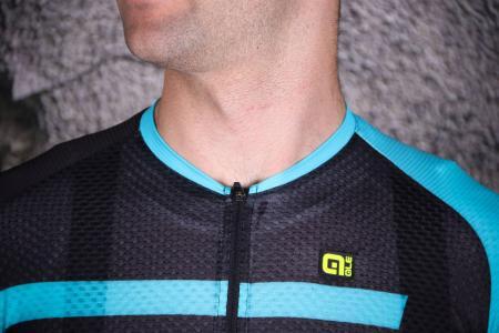 Ale PRR 2.0 Piuma Short Sleeve Jersey - collar.jpg