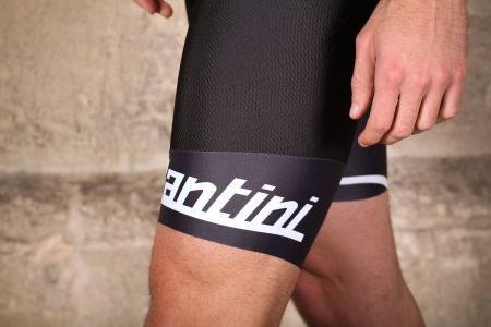 Santini Photon 2 Bib Short C3 Pad - cuff.jpg