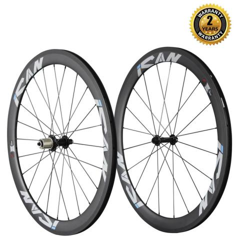 50mm carbon wheelset