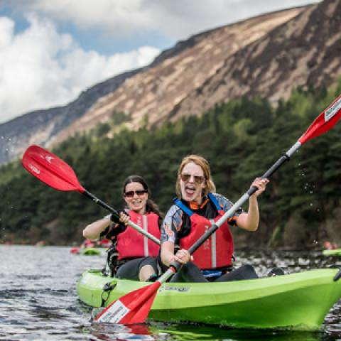 Quest Glendalough Adventure Race