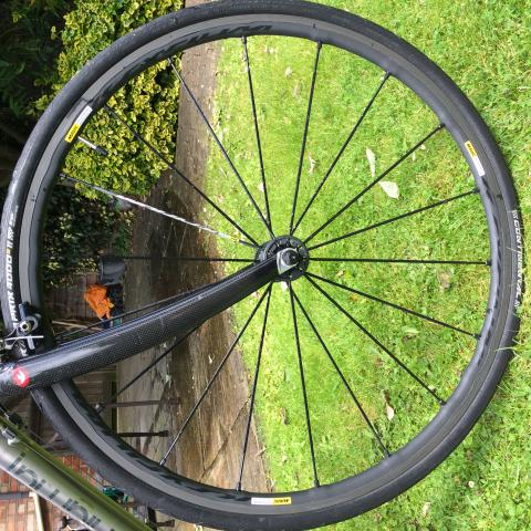 Front Wheel
