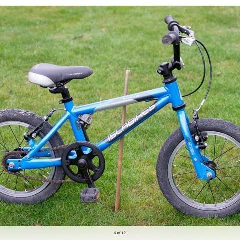 islabikes, child's bike, kid's bike, first bike