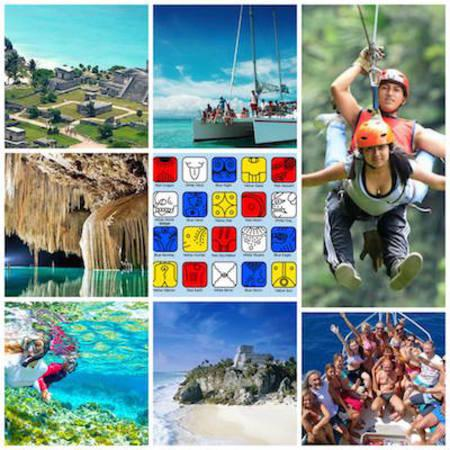 Mexico Caribbean Adventure