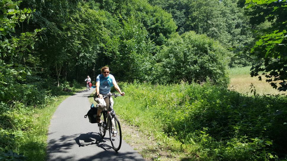 Brandenburg cycling