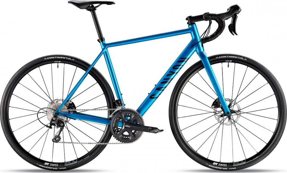 2018 Canyon Endurace Al Disc 7.0