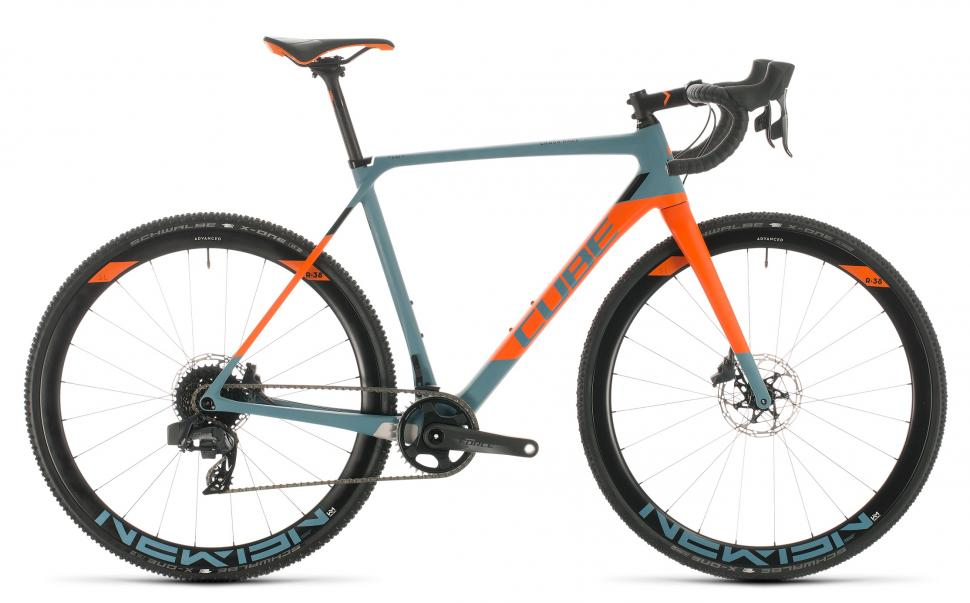 388600_00_Cube Cross Race C62 SLT bluegrey´n´orange 2020