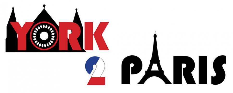 York 2 Paris Cycle Challenge
