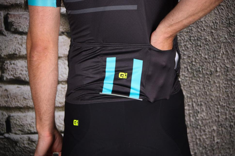 Ale PRR 2.0 Piuma Short Sleeve Jersey - pockets.jpg