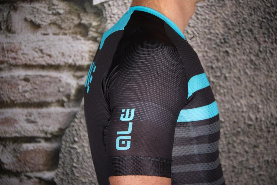 Ale PRR 2.0 Piuma Short Sleeve Jersey - sleeve.jpg