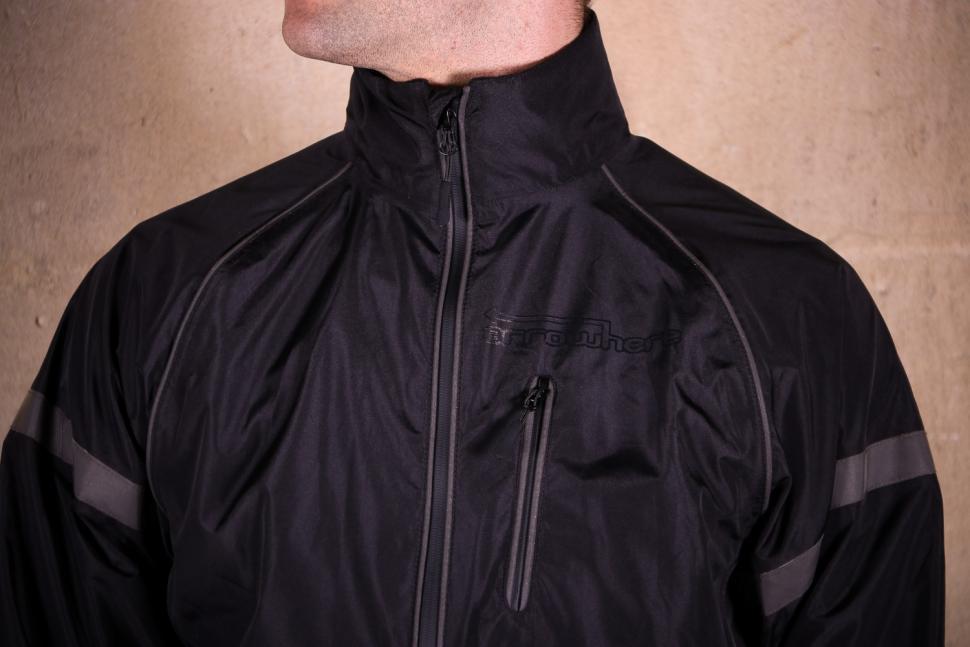 ArroWhere Waterproof Jacket - chest.jpg