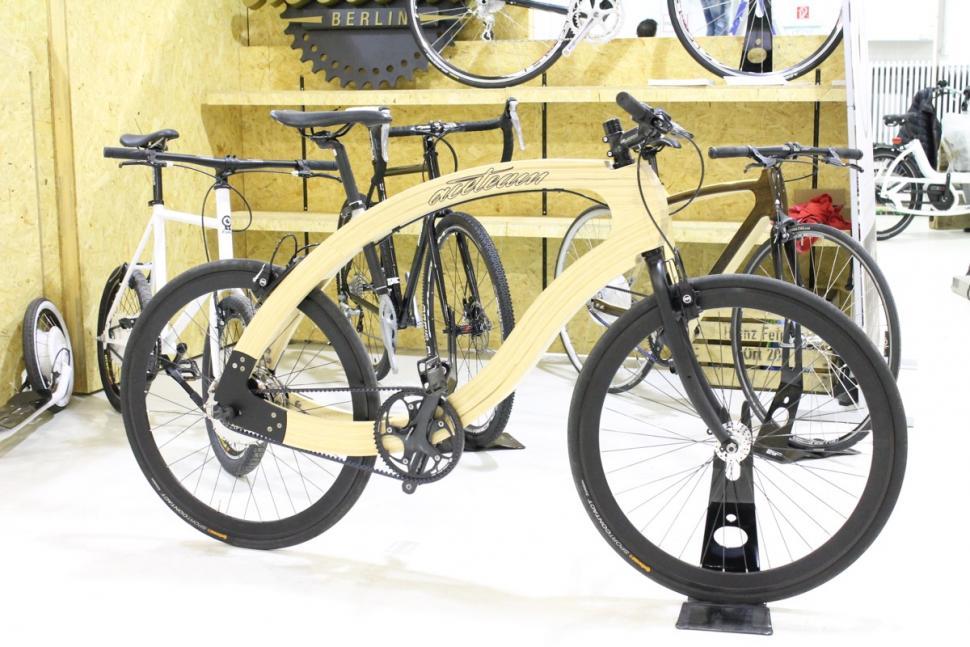 10 stunning wooden bikes