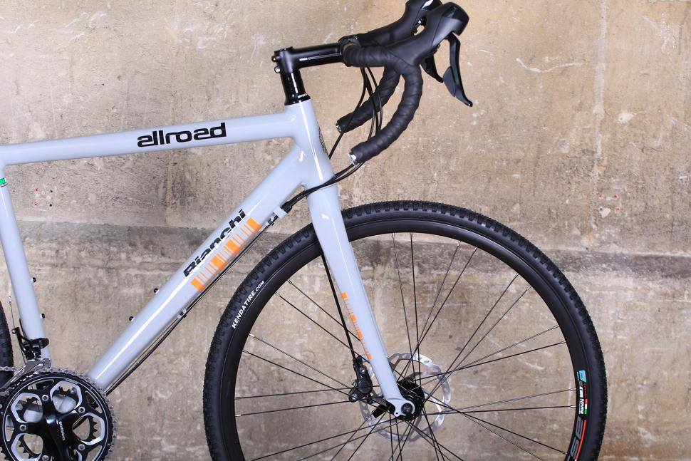Just In Bianchi Allroad Gravel Bike With Dropper Seatpost Road Cc