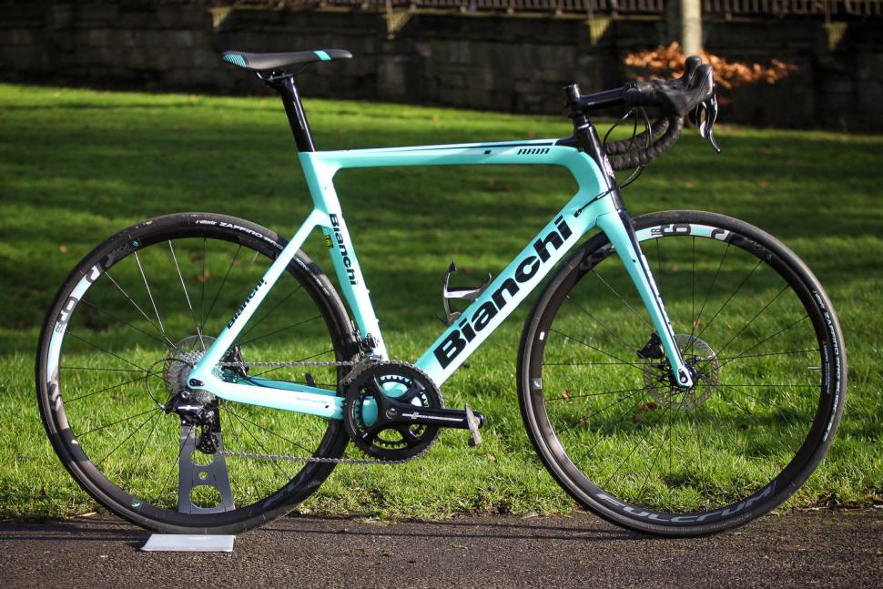 Review: Bianchi Aria Disc | road.cc