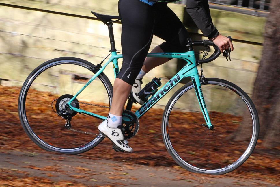 782912e1a35 Your Complete Guide To Bianchi's 2017 Road Bikes · Bianchi Infinito CV ...