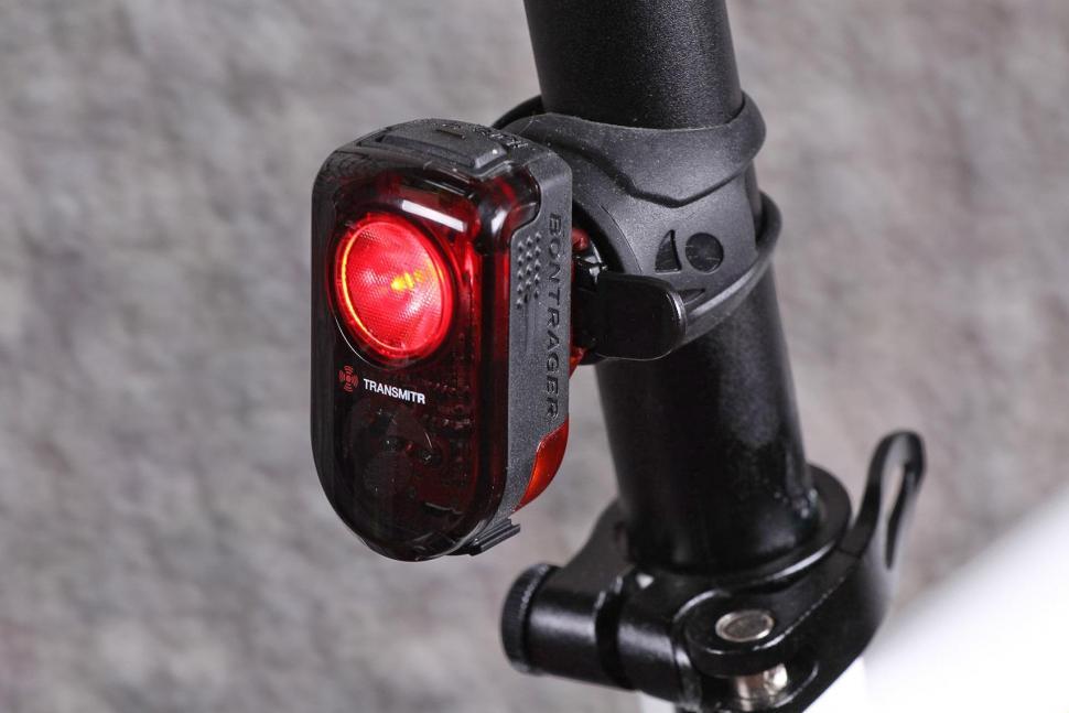 Review Bontrager Transmitr Light Set And Wireless Remote