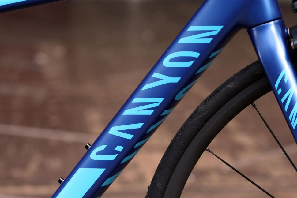 Canyon Endurace Wmn CF 9.0 - down tube decal.jpg