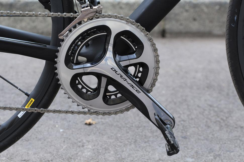 Canyon Ultimate CF SLX - crank.jpg