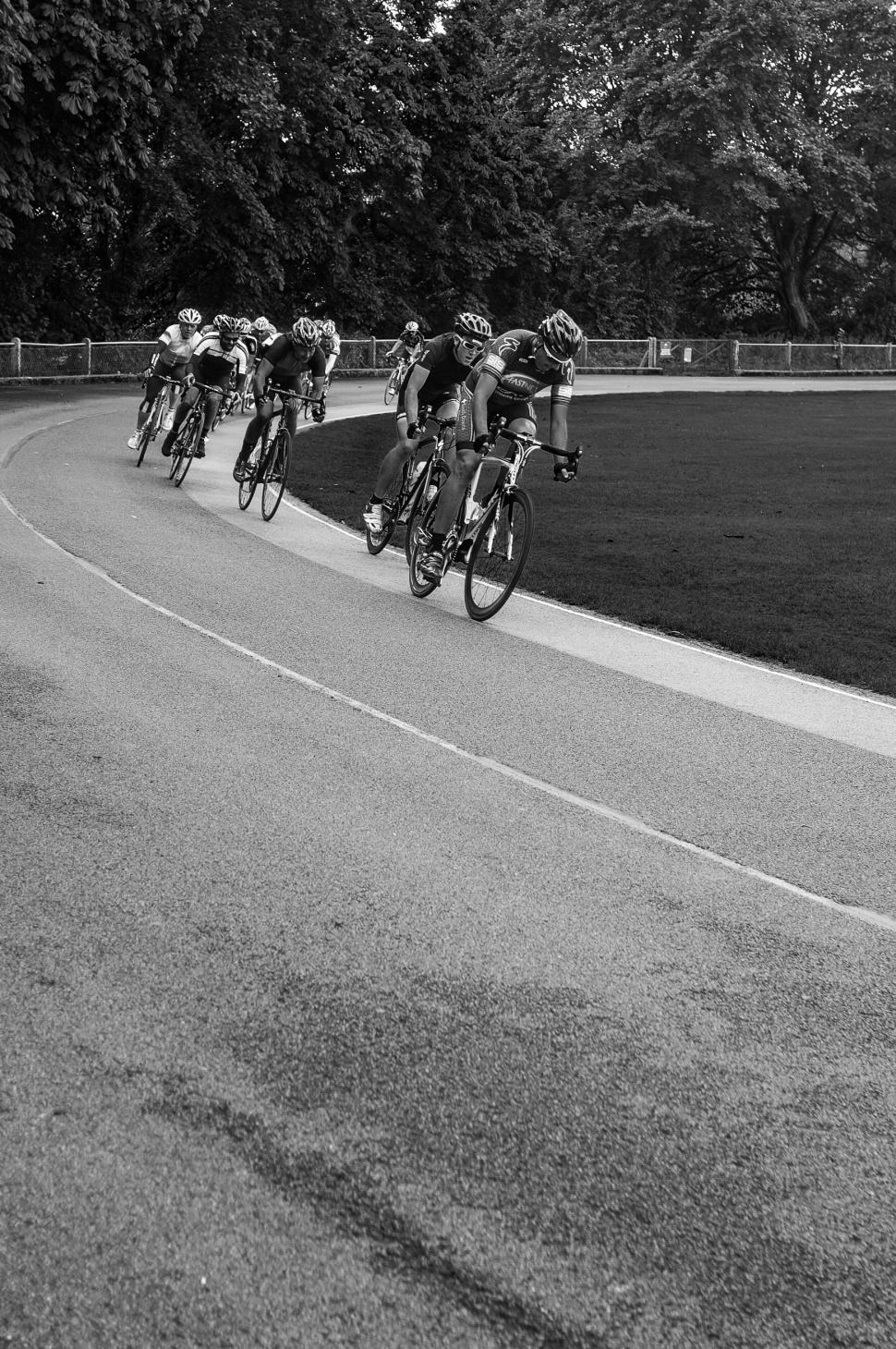 Preston Park chain gang