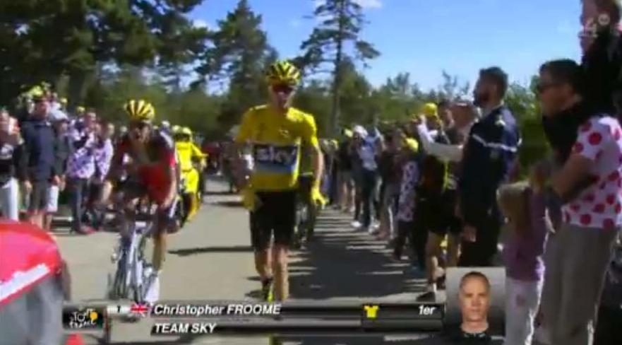 Chris Froome S Mont Ventoux Run Earns Barcelona 10km Run