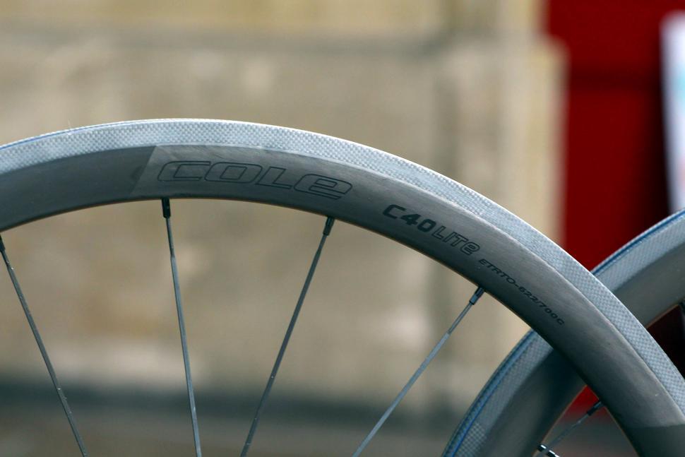Cole C40 Lite Wheelset - rim detail 2.jpg