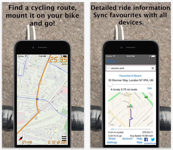 26 of the best smartphone cycling apps for iphone and android road cyclemapsg gumiabroncs Gallery