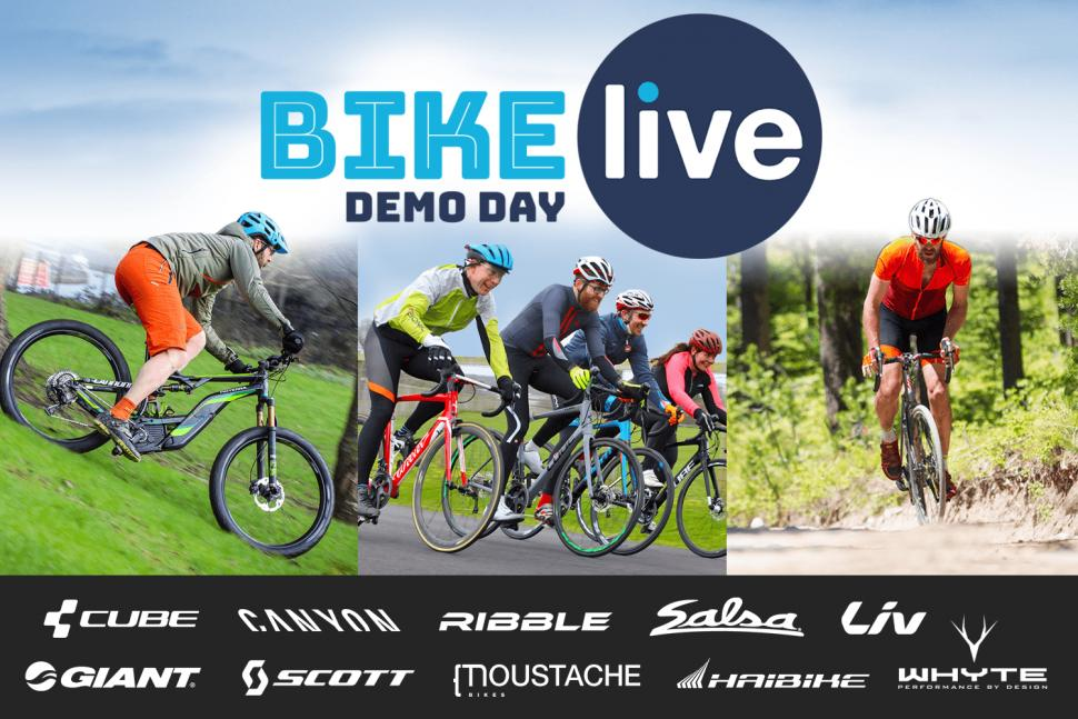 Bike Live Dalby Forest