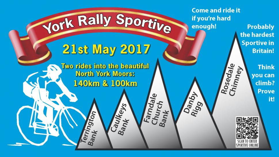 York Rally Sportive