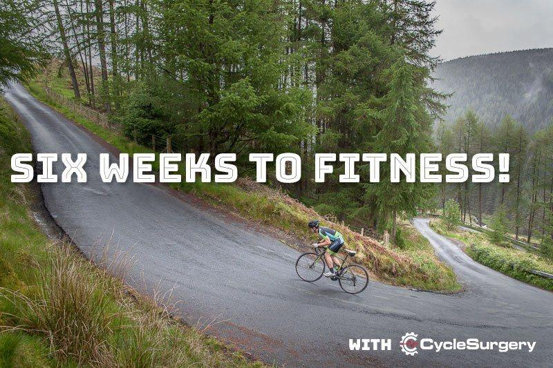 Six weeks to fitness with Cyclesurgery