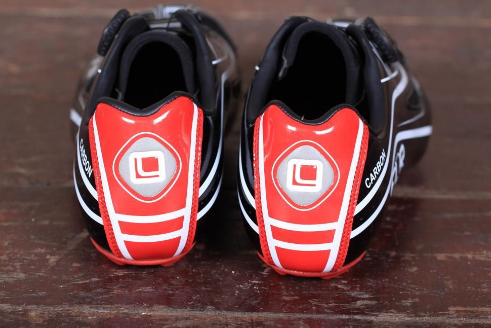 FLR F-XX Strawweight Road Race Full Carbon Sole Shoe - heels.jpg