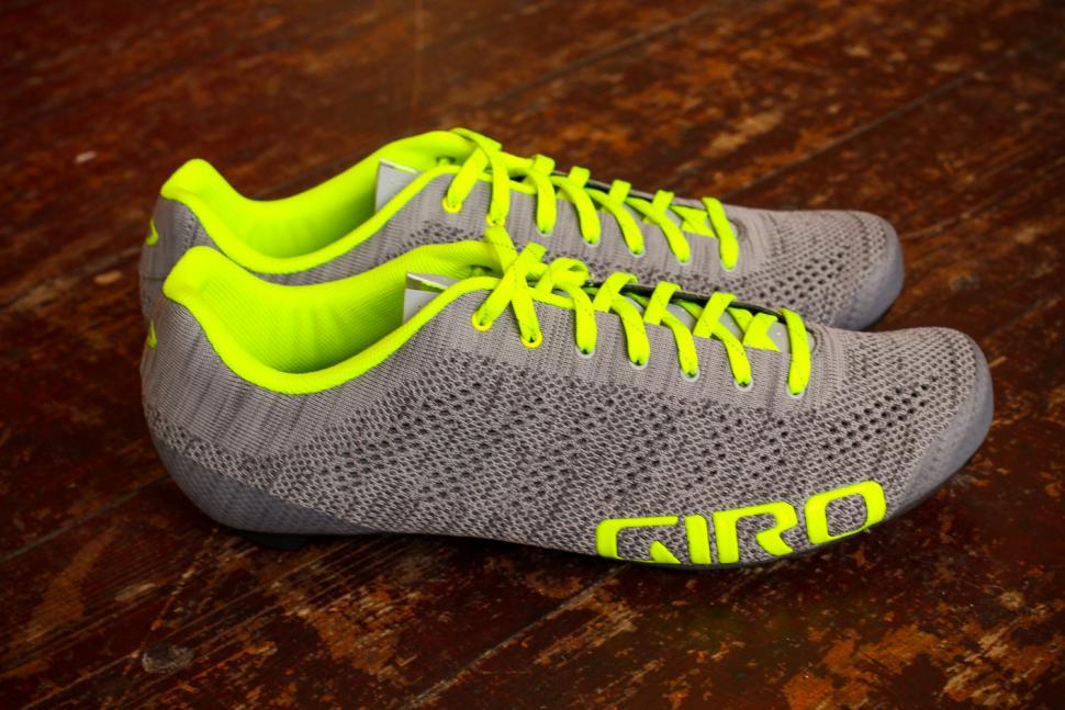 Giro Empire E70 Knit Road Cycling Shoes - side.jpg