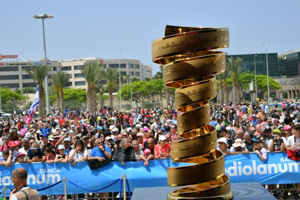 Giro d'Italia finishes Israel race in Eilat