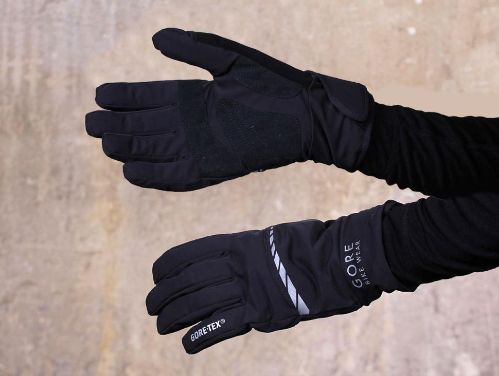 Review Gore Bike Wear Road Gloves Gtx 1 Road Cc