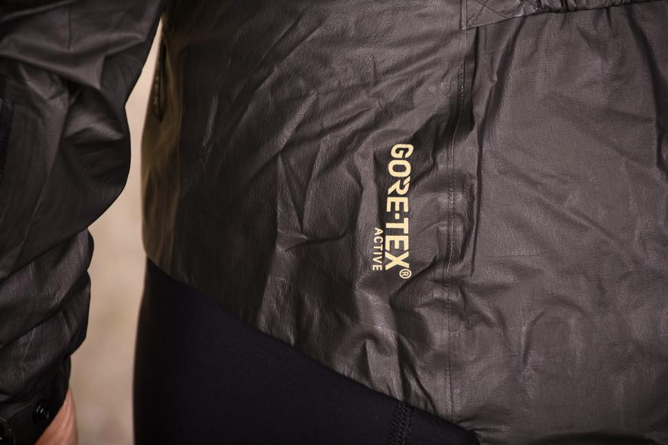 Gore One Power Lady GTX Shakedry Bike Jacket - logo.jpg