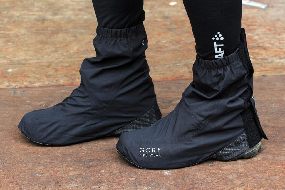 Review Gore Universal City Gore Tex Overshoes Road Cc