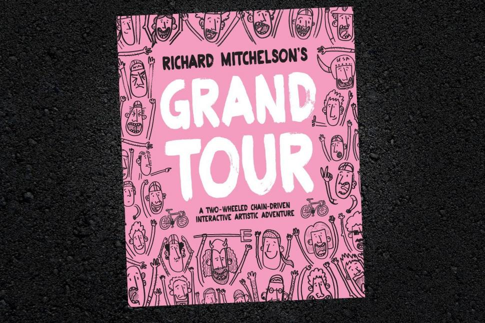 Richard Mitchelsons Grand Tour: A Two-wheeled, Chain-driven Interactive Artistic Adventure