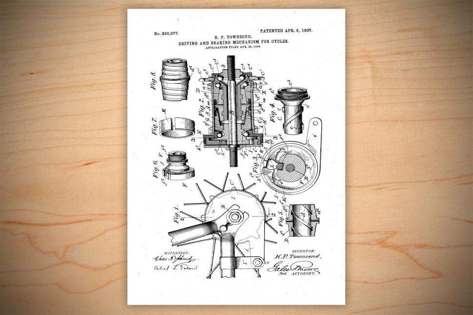 The History Of Cycling In 100 Objects - Page 55 © Google Patents.jpg
