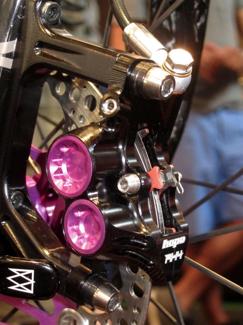 Eurobike 2016 Hope Show New Road Calipers And Hubs Road Cc