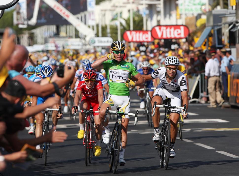 Tour de France Stage 3: Mark Cavendish makes it two in a row ©Photosport International
