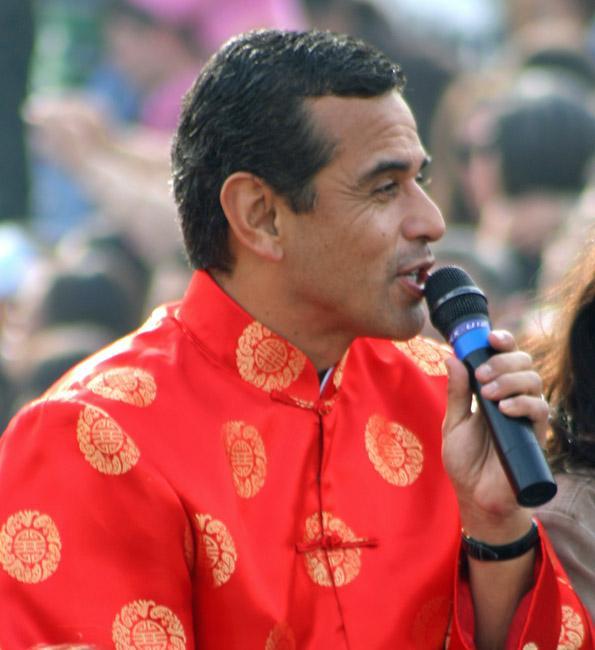 LA Mayor Antonio Villaraigosa (Photo: Jim Winstead)